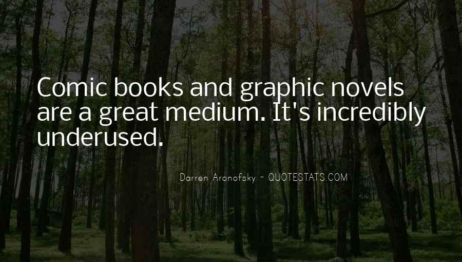 Darren Aronofsky Quotes #447900