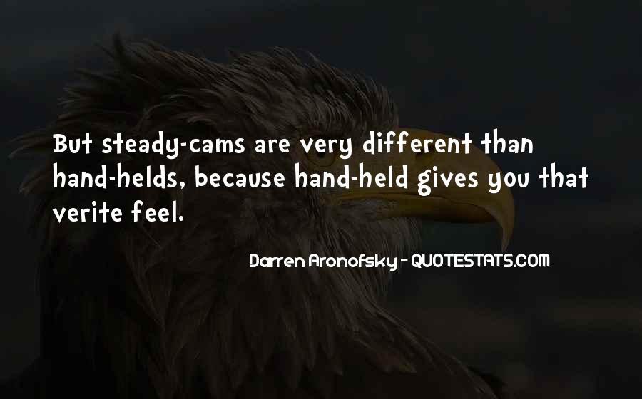 Darren Aronofsky Quotes #722564