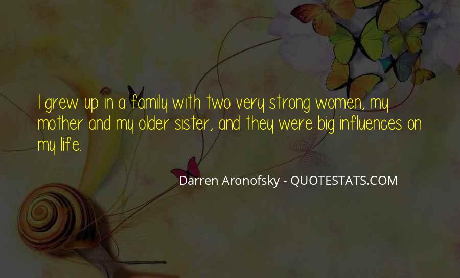 Darren Aronofsky Quotes #780369