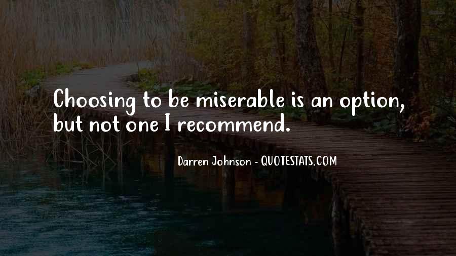 Darren Johnson Quotes #125294