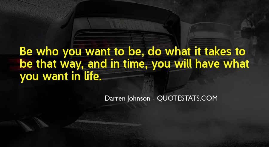 Darren Johnson Quotes #1305911