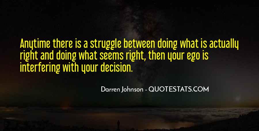 Darren Johnson Quotes #1446063