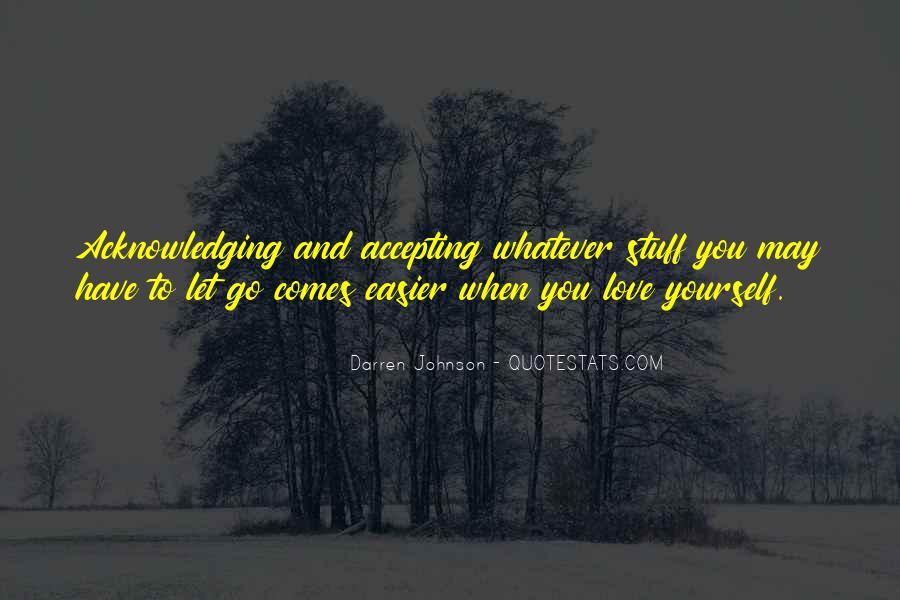 Darren Johnson Quotes #1503645