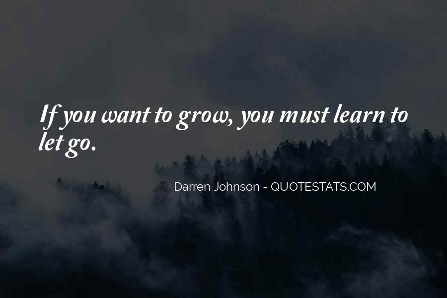 Darren Johnson Quotes #1641828