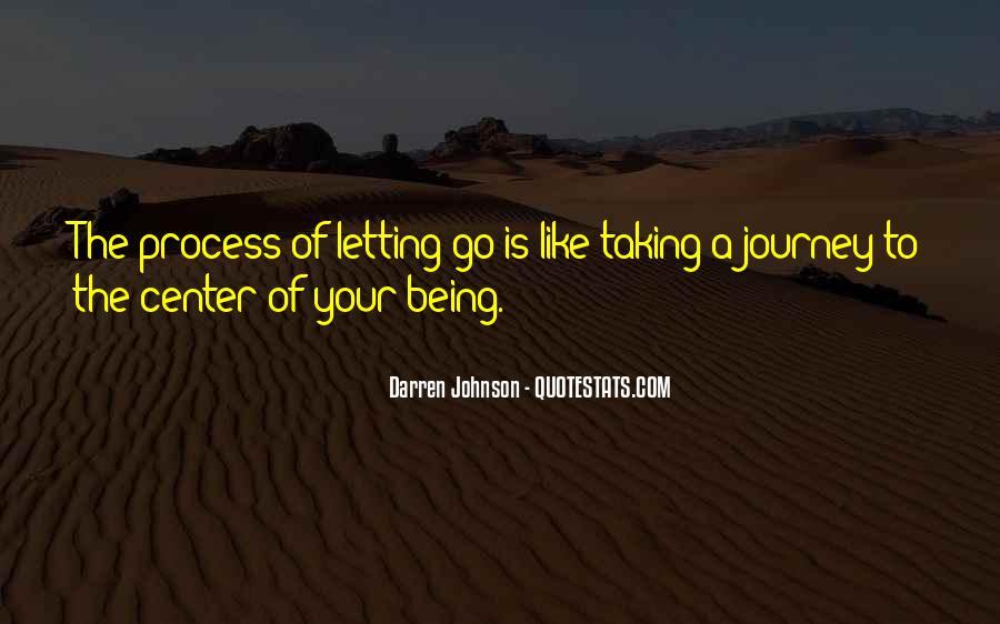 Darren Johnson Quotes #241949