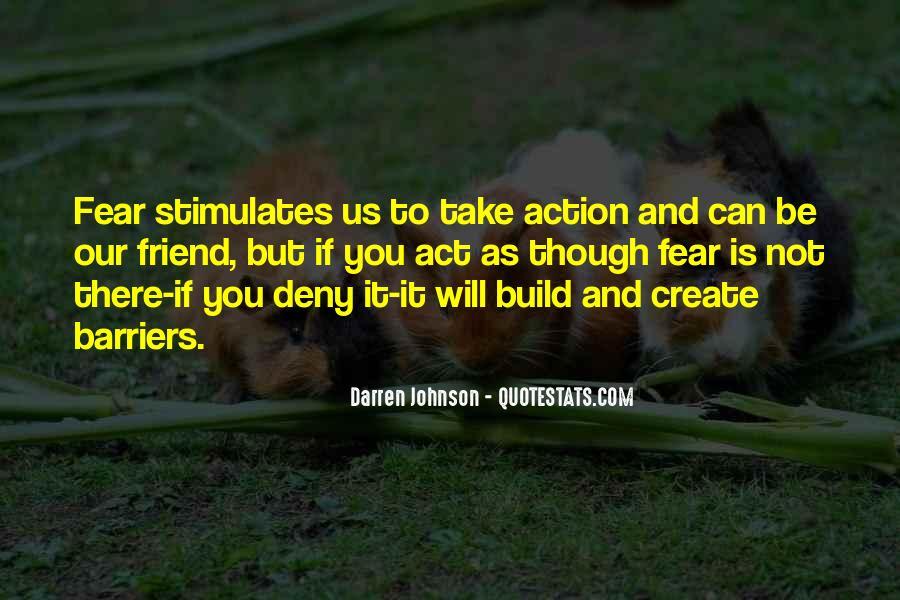 Darren Johnson Quotes #291897