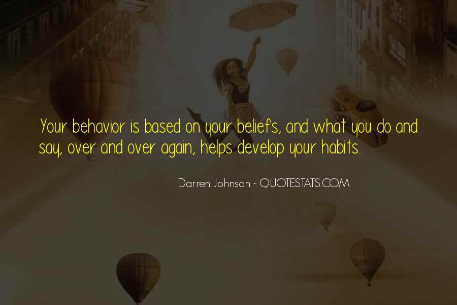 Darren Johnson Quotes #810155