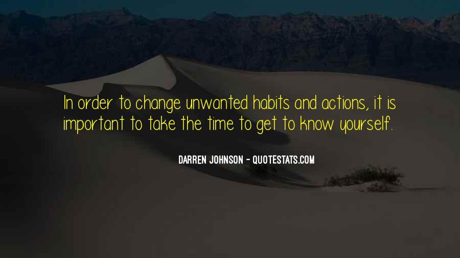 Darren Johnson Quotes #865979