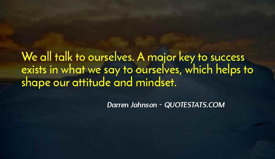 Darren Johnson Quotes #983947