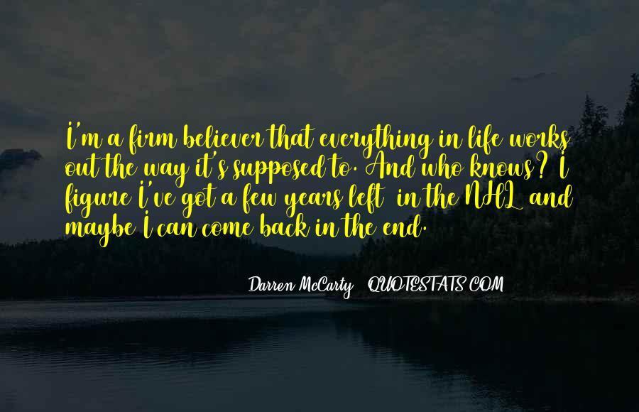 Darren McCarty Quotes #1133610