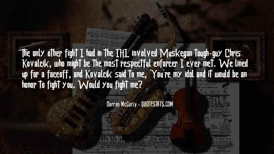 Darren McCarty Quotes #677305