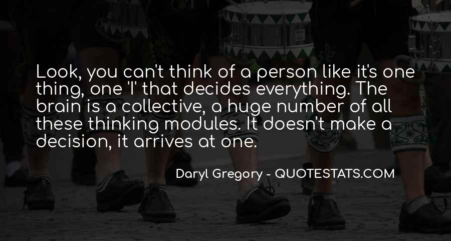 Daryl Gregory Quotes #1360496