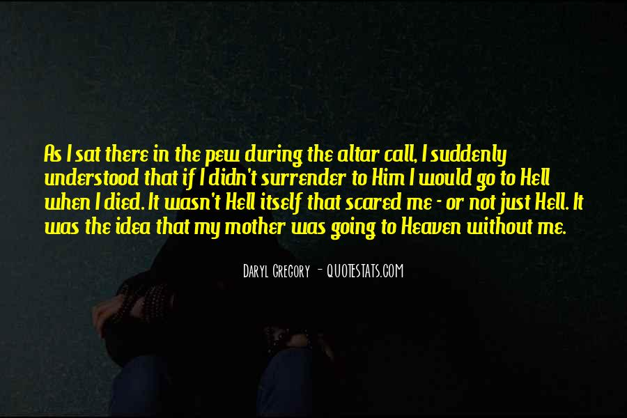 Daryl Gregory Quotes #197093