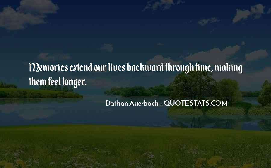 Dathan Auerbach Quotes #33312