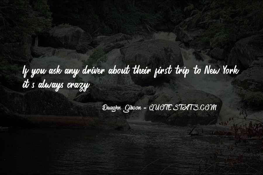 Daughn Gibson Quotes #483551