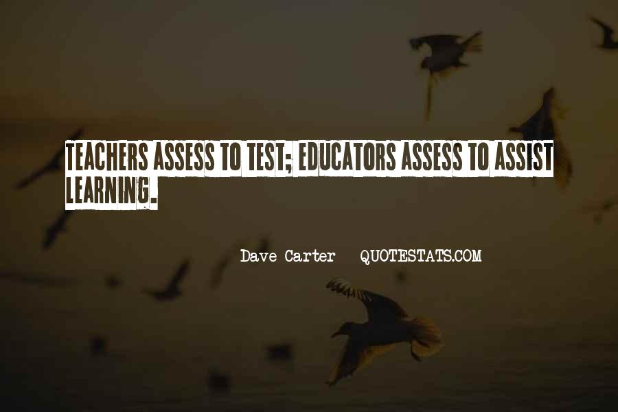 Dave Carter Quotes #1440933