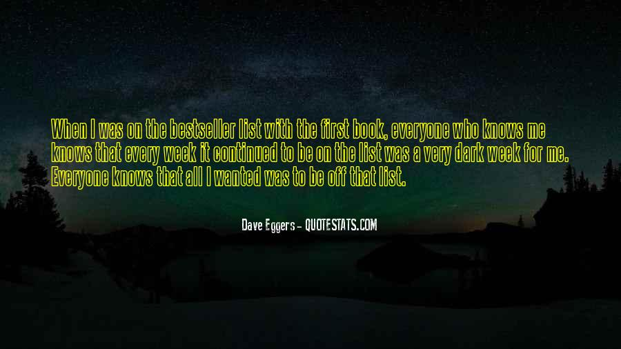 Dave Eggers Quotes #146523
