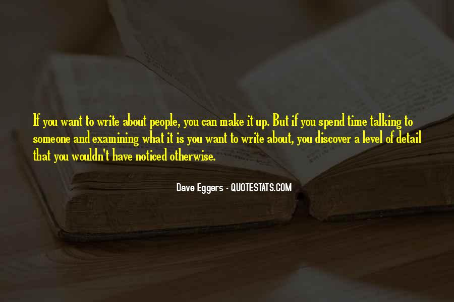 Dave Eggers Quotes #728961