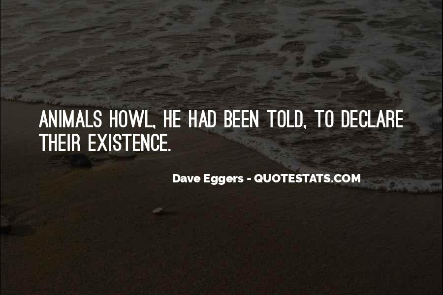Dave Eggers Quotes #773986