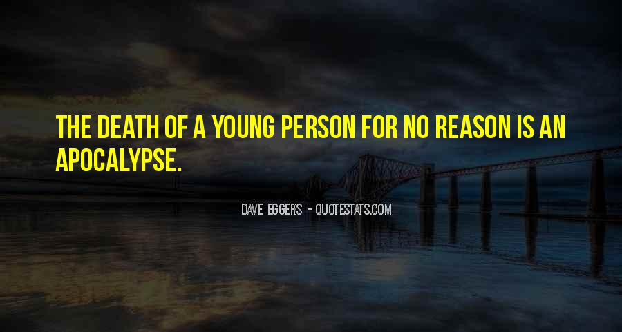 Dave Eggers Quotes #835253