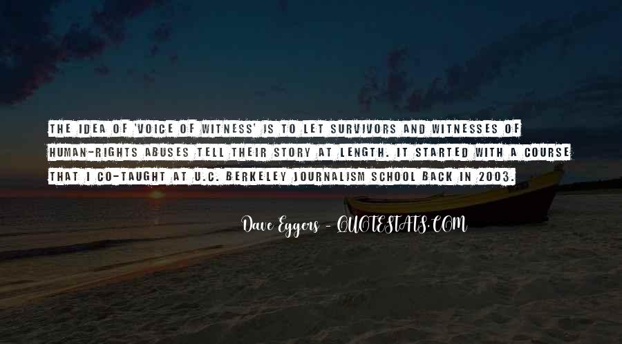 Dave Eggers Quotes #851722