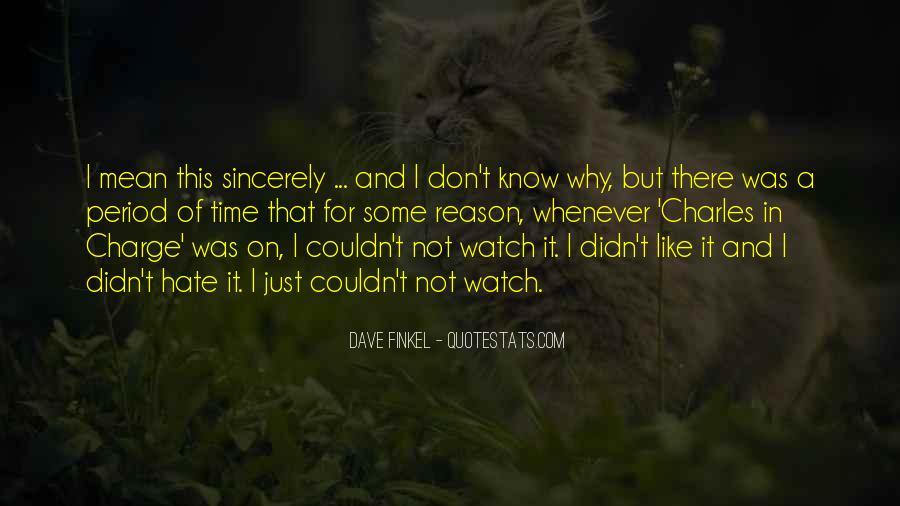 Dave Finkel Quotes #1705400