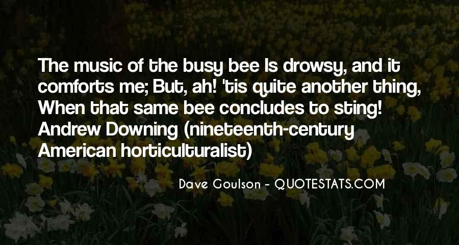 Dave Goulson Quotes #1114747