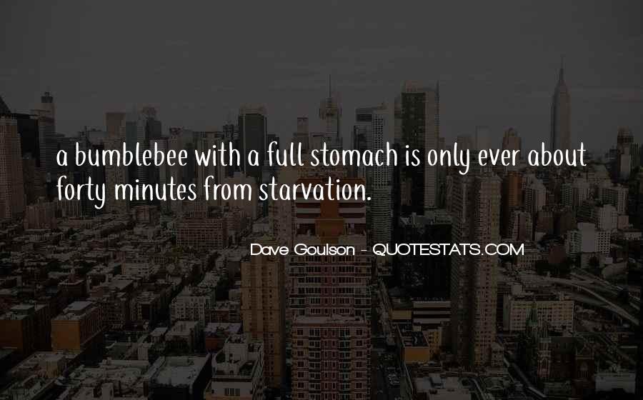 Dave Goulson Quotes #1324917