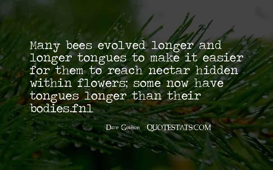 Dave Goulson Quotes #1486095