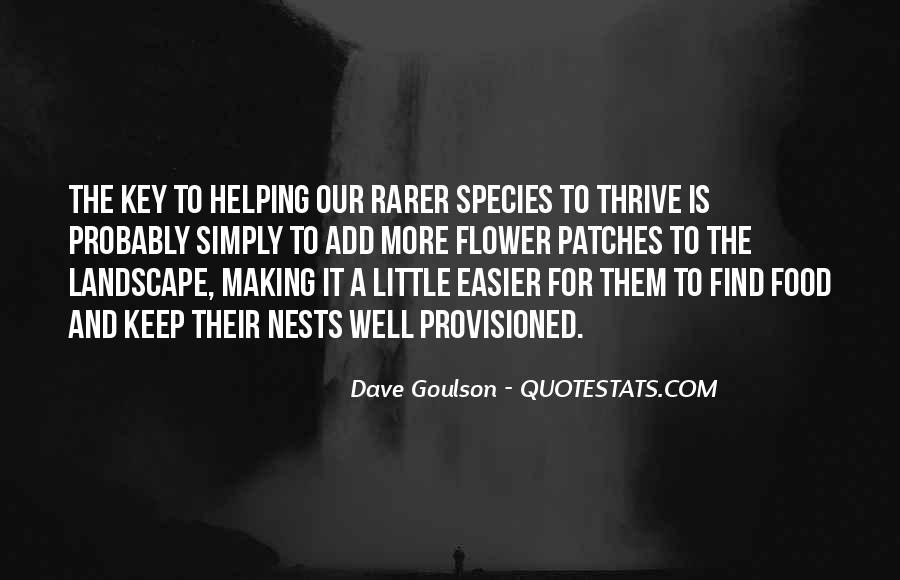 Dave Goulson Quotes #295603