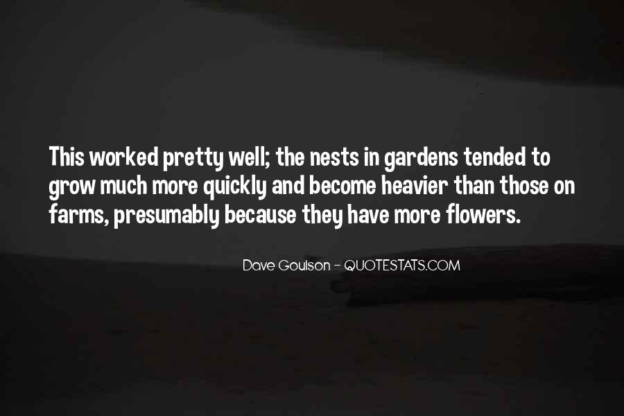 Dave Goulson Quotes #827089