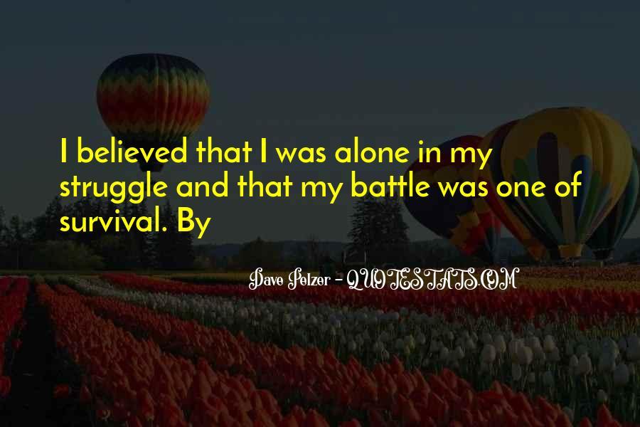 Dave Pelzer Quotes #1349095
