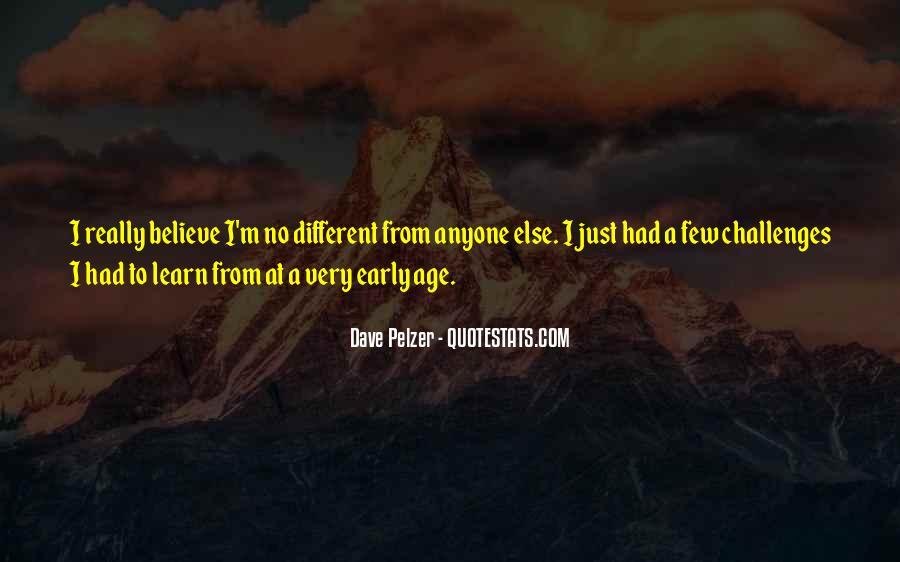Dave Pelzer Quotes #1543447