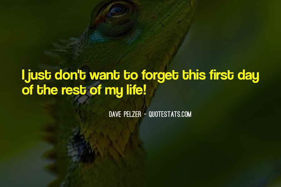 Dave Pelzer Quotes #1615495