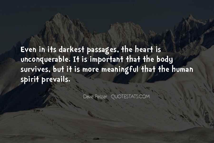 Dave Pelzer Quotes #1710372