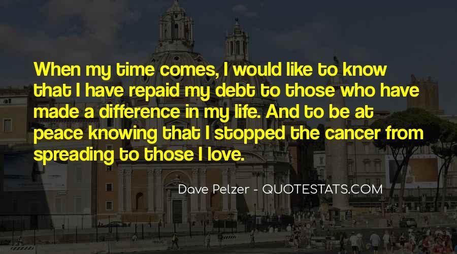 Dave Pelzer Quotes #1784201