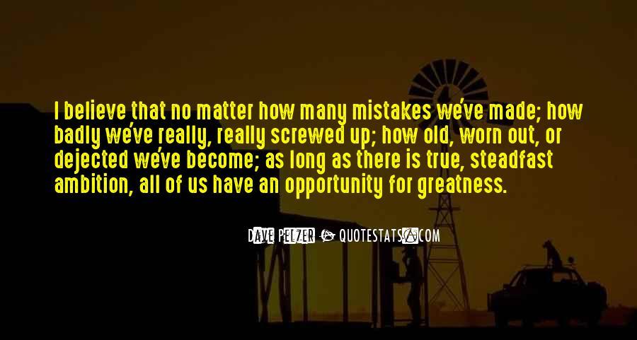 Dave Pelzer Quotes #1812087