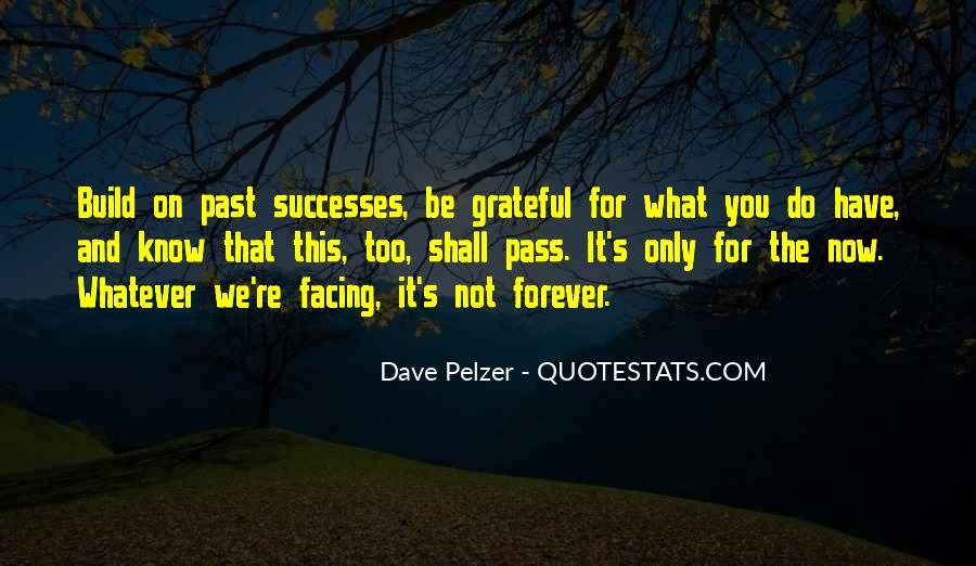 Dave Pelzer Quotes #1817879