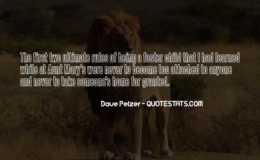 Dave Pelzer Quotes #282982