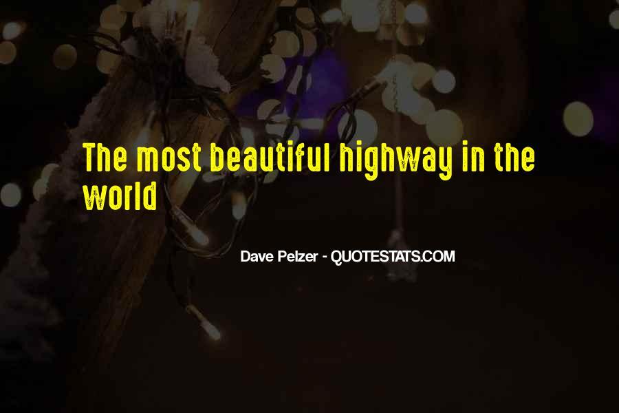 Dave Pelzer Quotes #401377