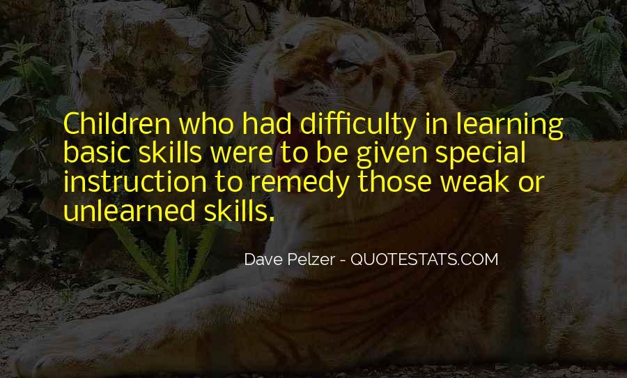 Dave Pelzer Quotes #411905