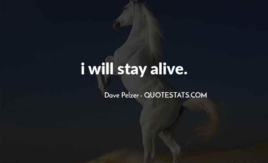 Dave Pelzer Quotes #601834