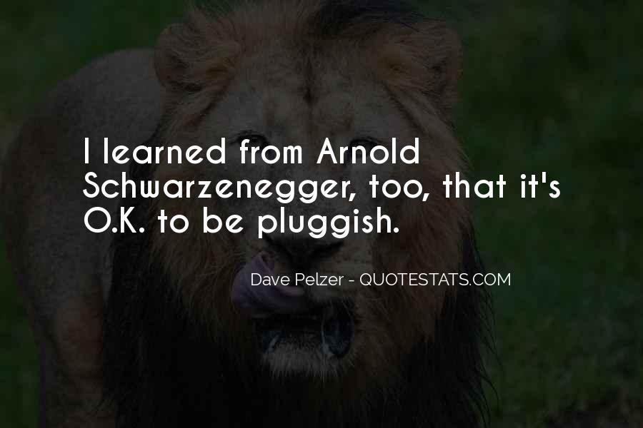 Dave Pelzer Quotes #675162