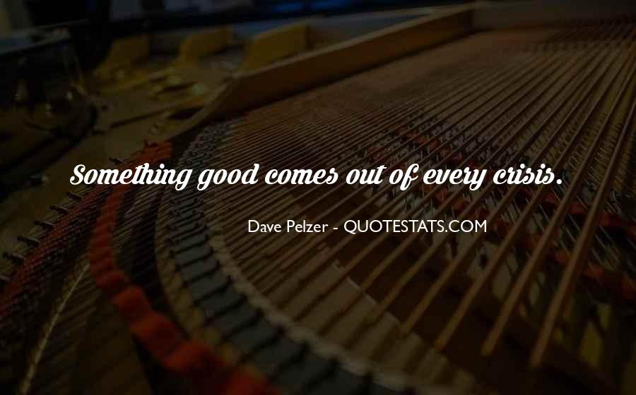 Dave Pelzer Quotes #975642