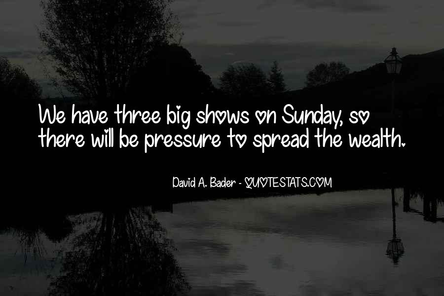 David A. Bader Quotes #322507