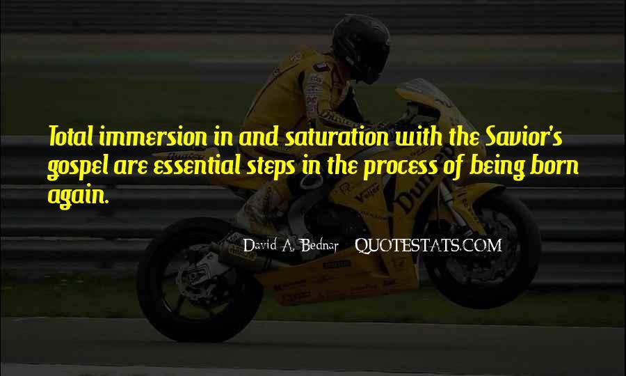 David A. Bednar Quotes #1361588