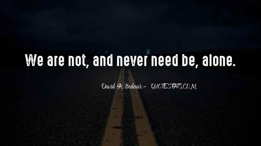 David A. Bednar Quotes #1387719