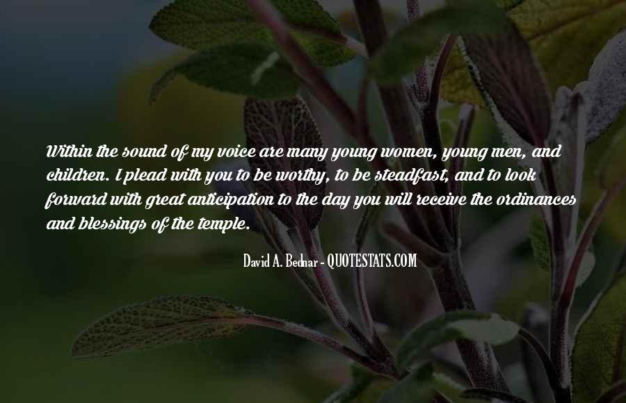 David A. Bednar Quotes #1416883