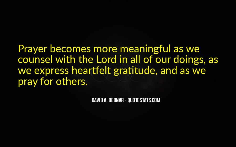 David A. Bednar Quotes #1595602