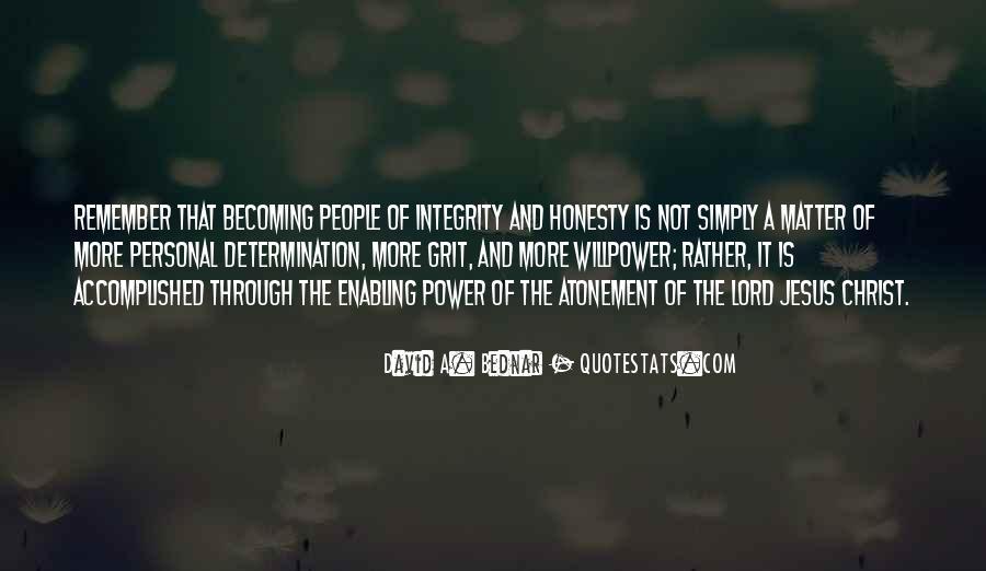 David A. Bednar Quotes #1691325